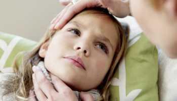 Фолликулярная ангина у детей лечение
