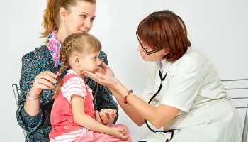 Определить заболевание ребенка симптомам