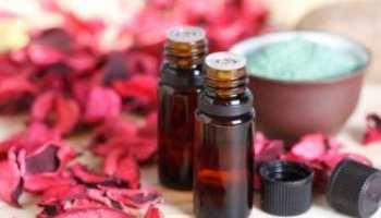Эфирное масло натуральная роза