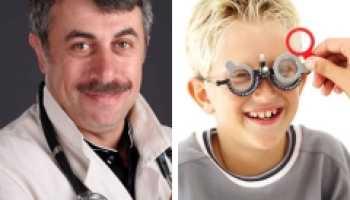 Астигматизм у детей лечение