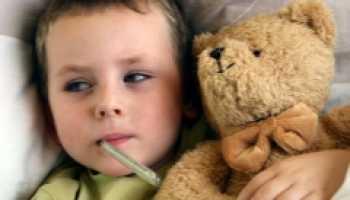 Симптомы орви гриппа ребенка
