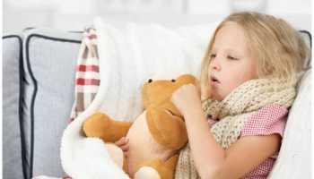 Першение в горле у ребенка лечение