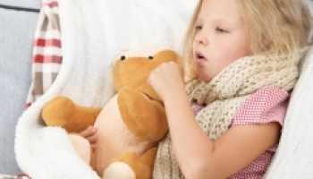 Мокрый кашель ребенка 2 года лечение