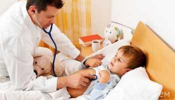 Ларинготрахеит у детей лечение