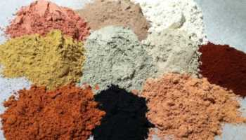 Черная глина свойства и применение для тела