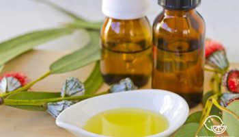 Эфирное масло эвкалипта кожи