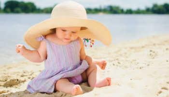 Можно ли ехать море ребенку